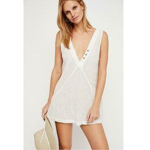 Free People Intimately Sweetest Shifty Dress XS US